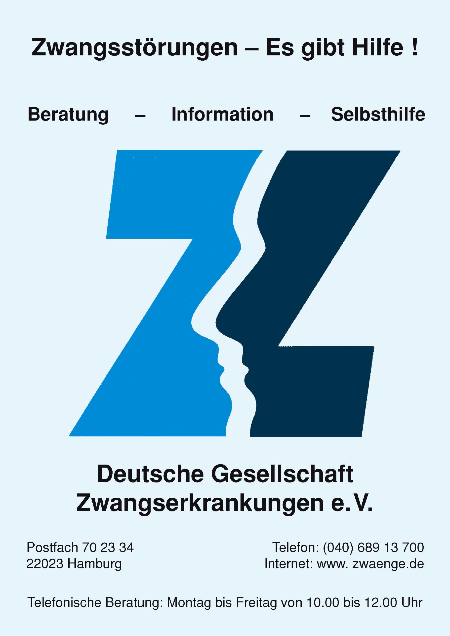 Deutsche Gesellschaft Zwangserkrankungen e.V.